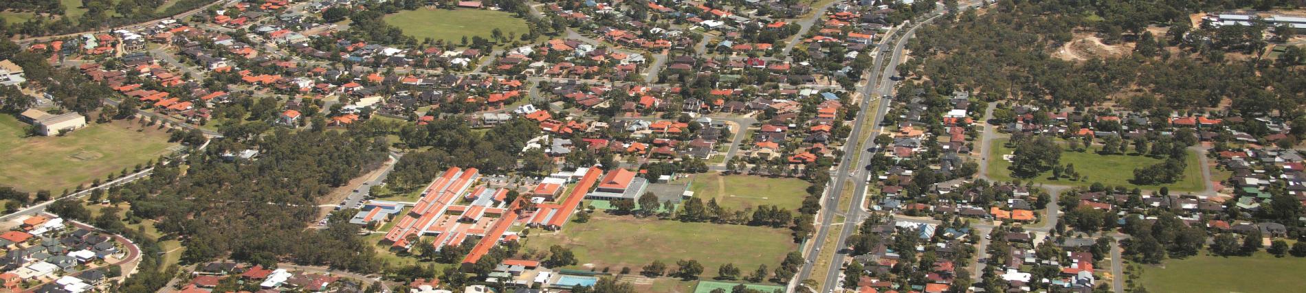 School Map   Churchlands Senior High School